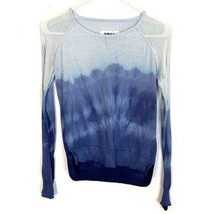 MM6 Maison Martin Margiela Ombré Dip Dyed Sweater